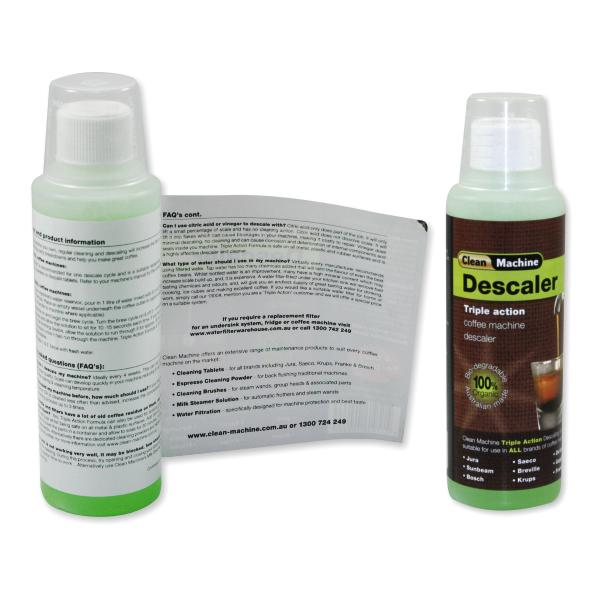Triple Action Descaler for your coffee machine.1