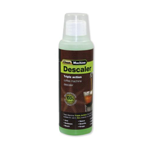 Triple Action Descaler for your coffee machine