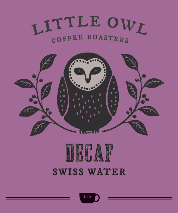 Little Owl Coffee Roasters - Swiss Water Decaf-0