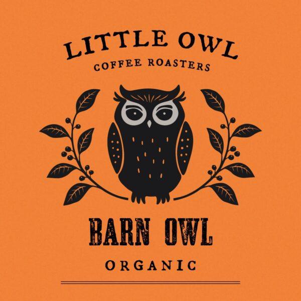 Little Owl Coffee Roasters - Barn Owl Organic Blend-0