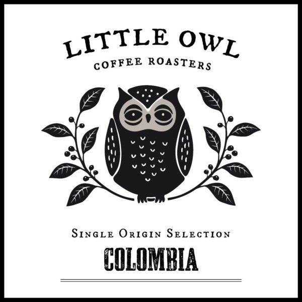 Little Owl Coffee Roasters - Single Origin: Colombian-0