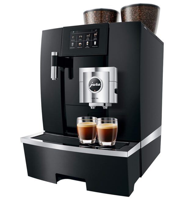 Jura GIGA X8c New Generation Plumbed Automatic Coffee Machine-0