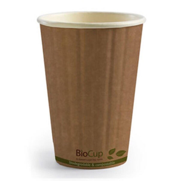 BioCups 12oz Paper Cups (1000)-0