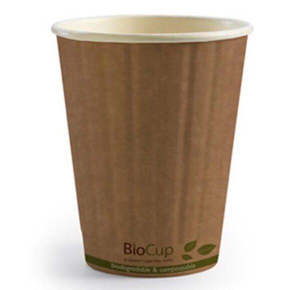 BioCups 8oz Paper Cups (1000)-0