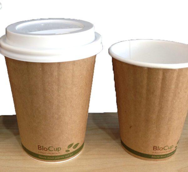 BioCups 8oz Paper Cups (1000)-570