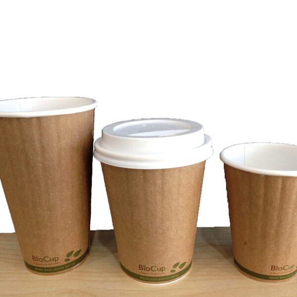 BioCups 8oz Paper Cups (1000)-571