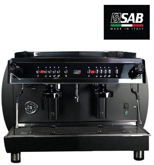 Sab Elegance Espresso Machine 2 group