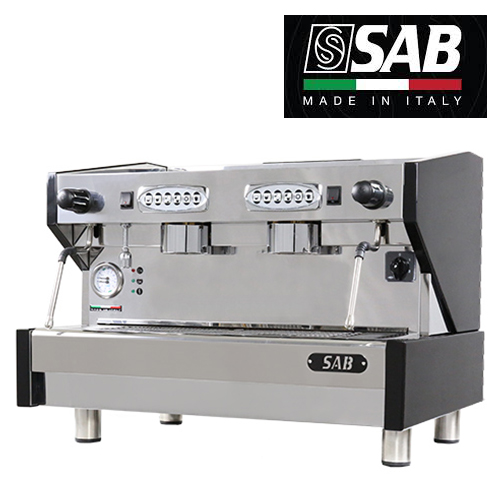 SAB Jolly Prestige Espresso Coffee Machine - 2 Group-0