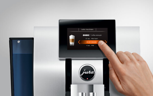 Jura Z8 Coffee machine Touch Screen