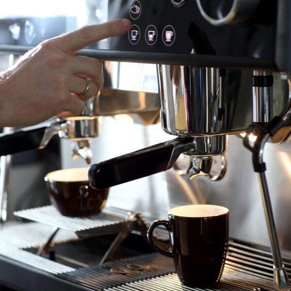 WMF Espresso Coffee Machine - Semi Automatic-771