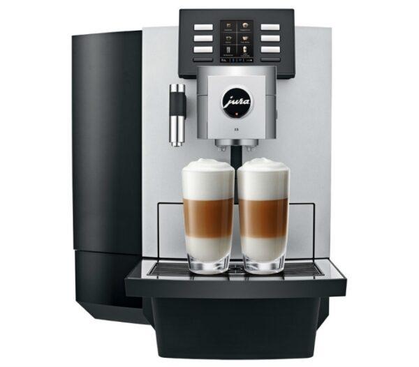Jura X8 professional coffee machine