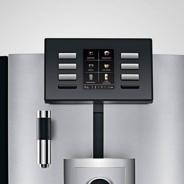 Jura X8 features