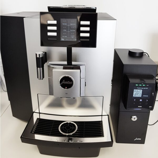 Coffee payment systems