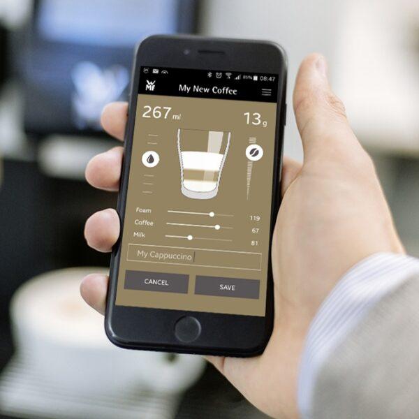 WMF1100s Automatic Coffee Machine-799