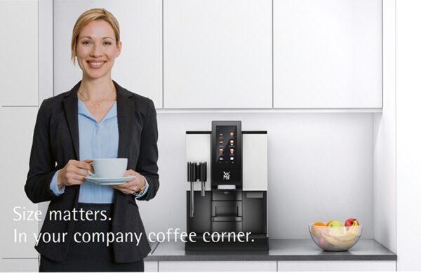 WMF1100s Automatic Coffee Machine-797