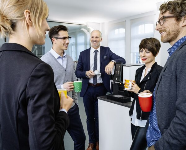 WMF1100s Automatic Coffee Machine-796