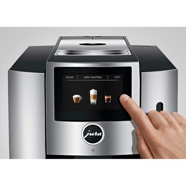 Jura S8 Coffee Machine-818
