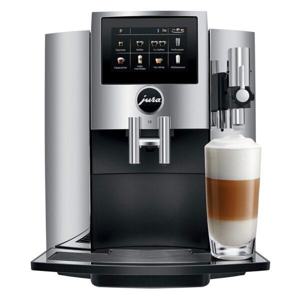 Jura S8 Coffee Machine-0