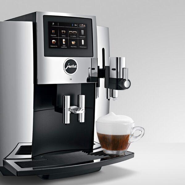 Jura S8 Coffee Machine-824